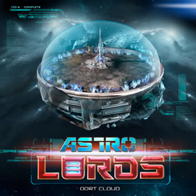 Astro Lords Screenshot 1